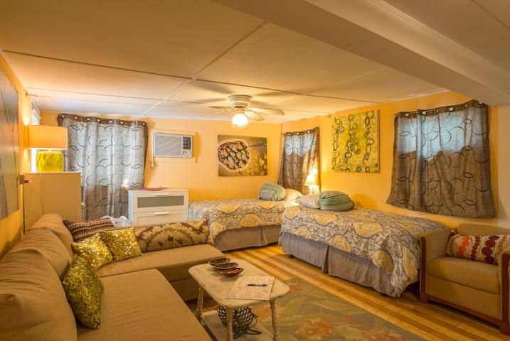 Quirky Apt steps from Downtown Dunedin & Beaches