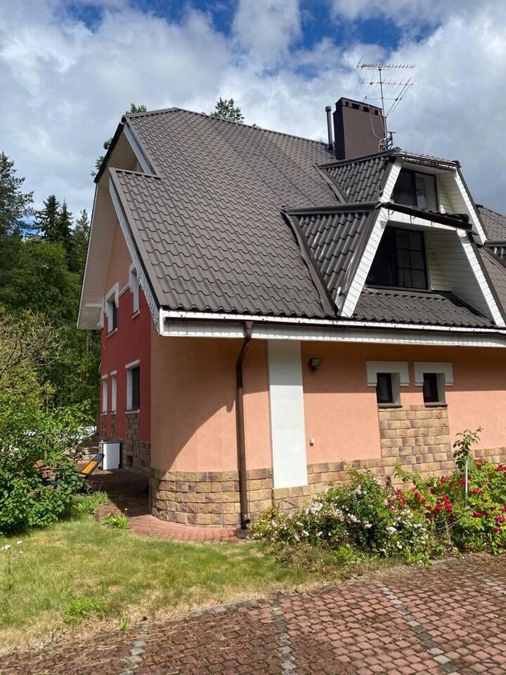 Уютный дом для 15 гостей