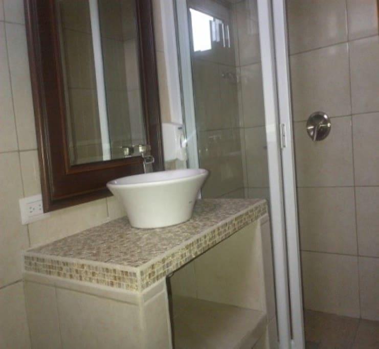 Baño privado 1