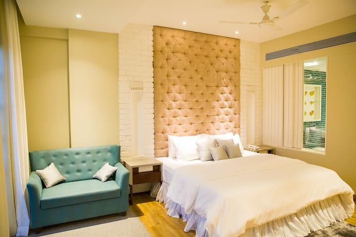 1 BHK Executive Apartment in Dona Paula