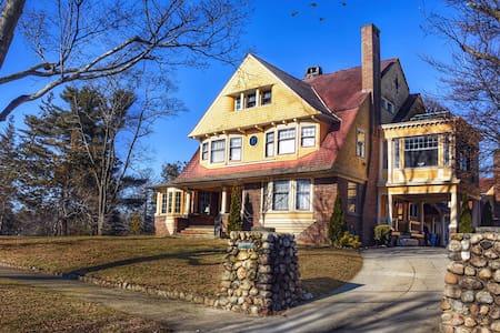 Historic Victorian Mansion Suite 4