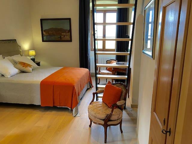 Elu plus belle maison d'hôtes de Corse - Duplex