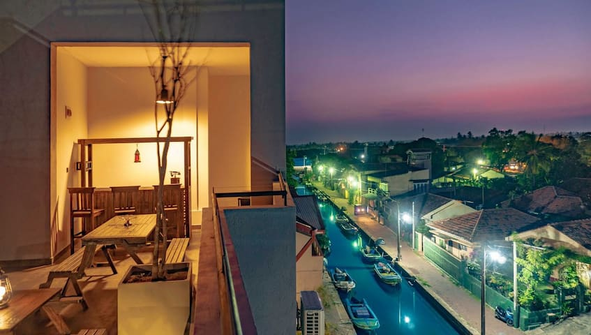 Double Room - Hive 68 Hotel and Resorts (Negombo)