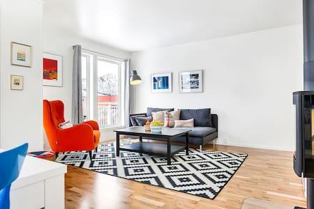 Room in apartment for rent - Lofoten - Gravdal - Byt