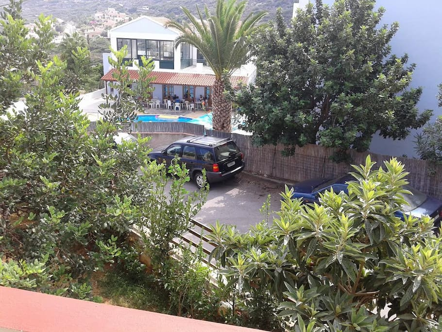 SWIMMING POOL VERY NEAR TO THE VILLA WHICH YOU CAN VISIT