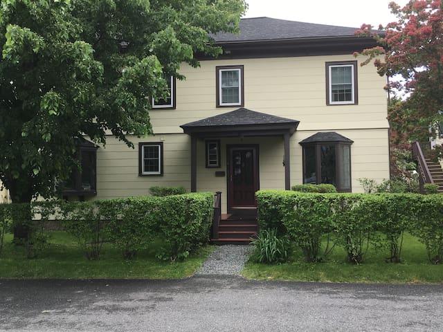 The Libby House