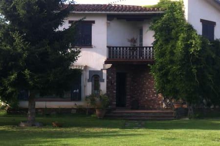 Preciosa casa en Montseny, a 40 minutos de Bcn - Sant Esteve de Palautordera - Huvila