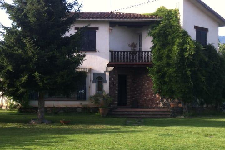 Preciosa casa en Montseny, a 40 minutos de Bcn