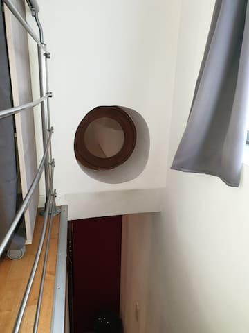 Escalier chambre