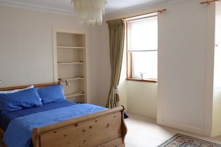 Dbl Room on Fife Coast - Apartamento