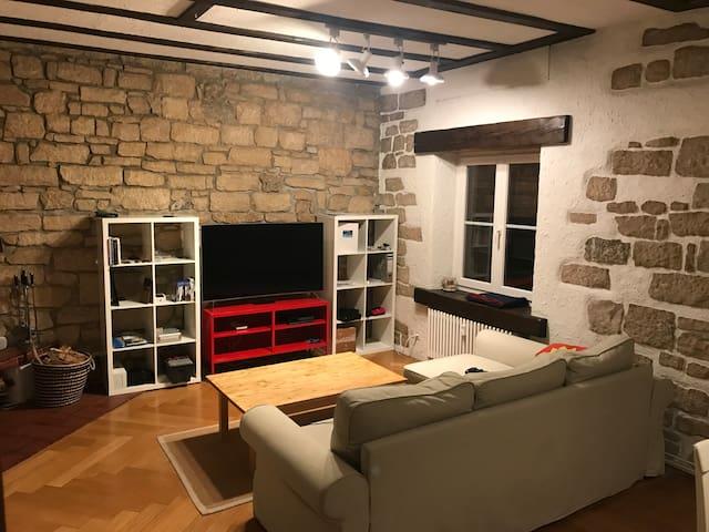 Convenient apartment, close to SBB (BASELWORLD)