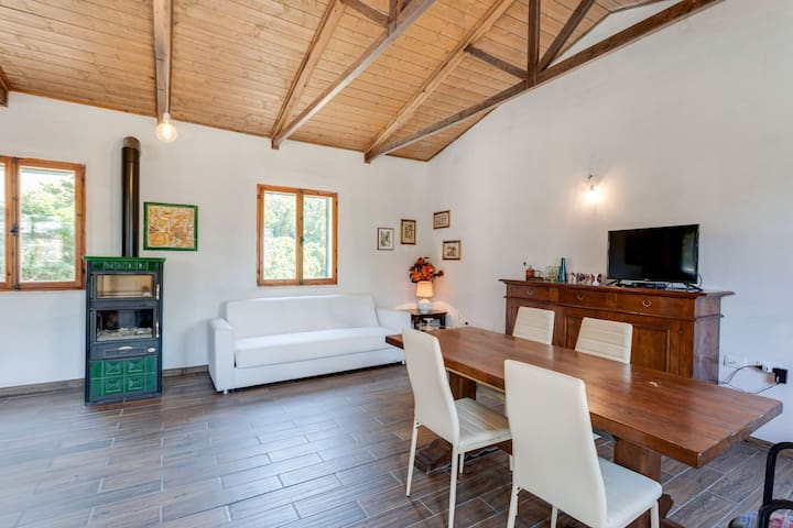 Peaceful Holiday Home in Pieve Santo Stefano with Garden