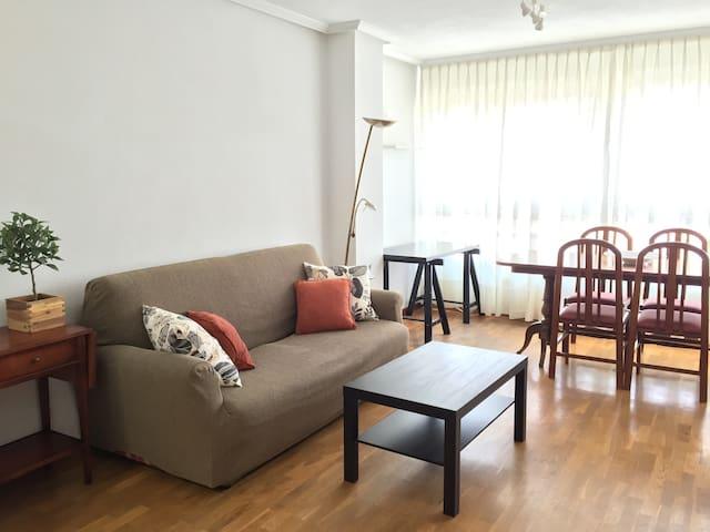 Apartamento a pie de playa Salinas - Salinas - อพาร์ทเมนท์