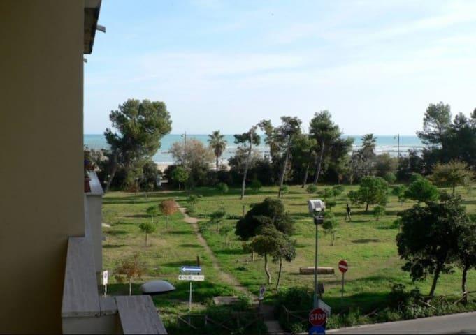 Un Appartamento sul mare! - Montesilvano - Huoneisto