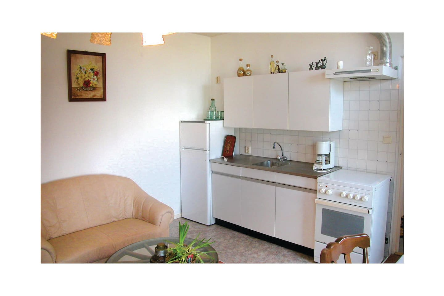 Holiday apartment with 1 bedroom on 40m² in Saaxumhuizen