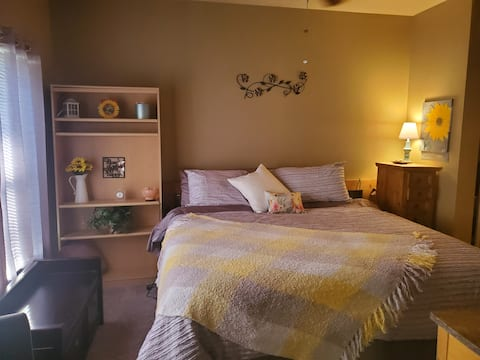 Entire 1 bedroom apartment in Stonebridge