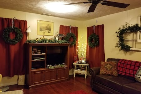 Comfortable Guest House in the heart of Kansas!