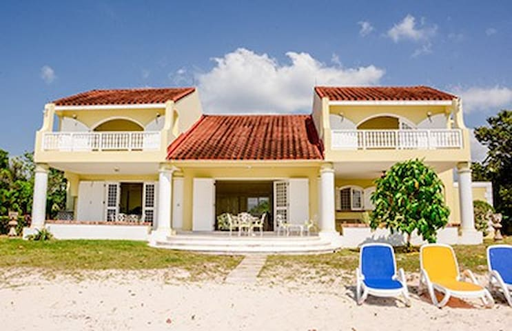 Negril Beach Villa - Negril - Casa