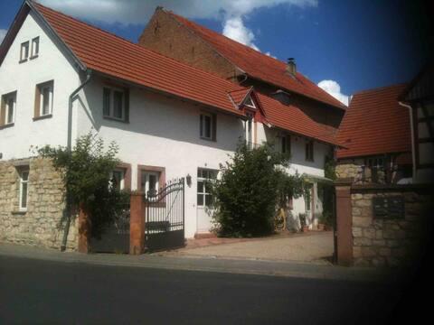 Wohnung in Hofreite im Landhausstil