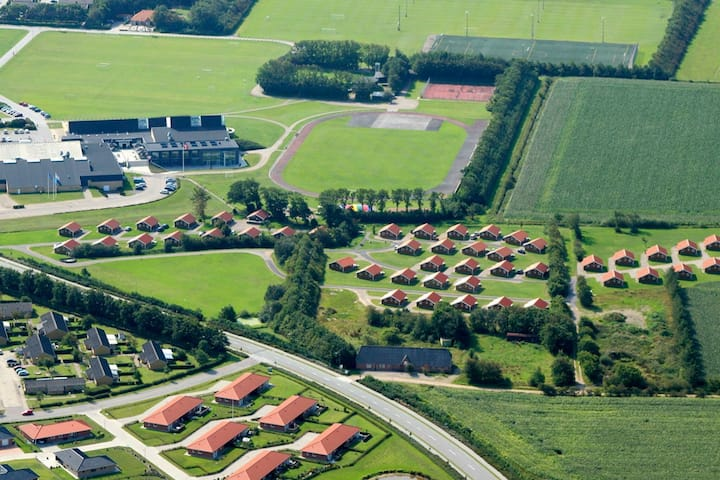 Beautiful Holiday Home in Jutland with Water Park
