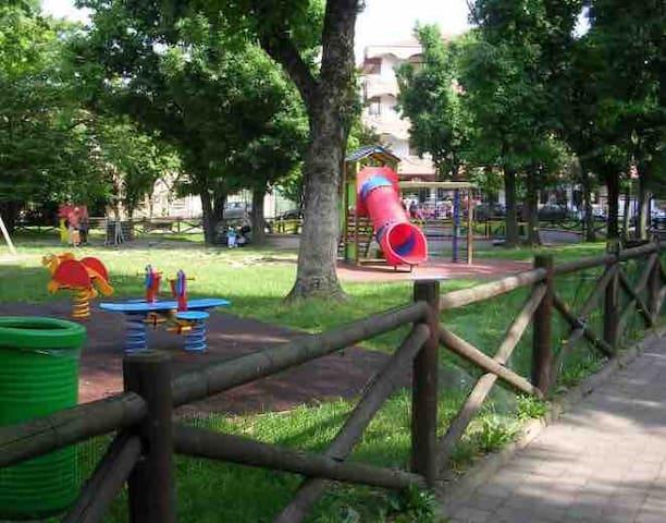 Parco giochi Vimodrone