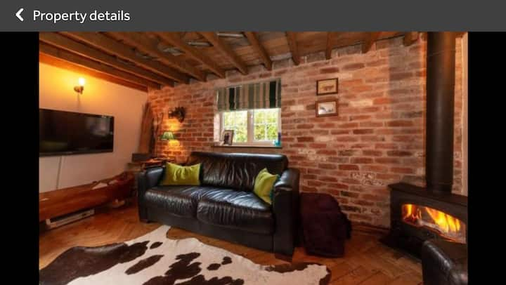 Fabulous Idyllic Luxury Barn nr Cambridge
