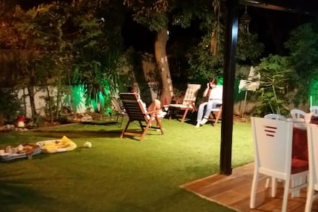Home with a garden - Kiryat Ono