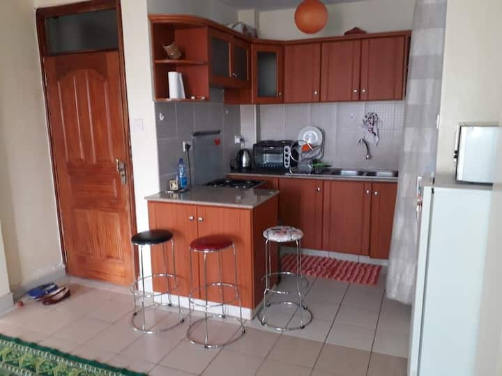 One bedroom cozy apartment Near Two Rivers/Gigiri