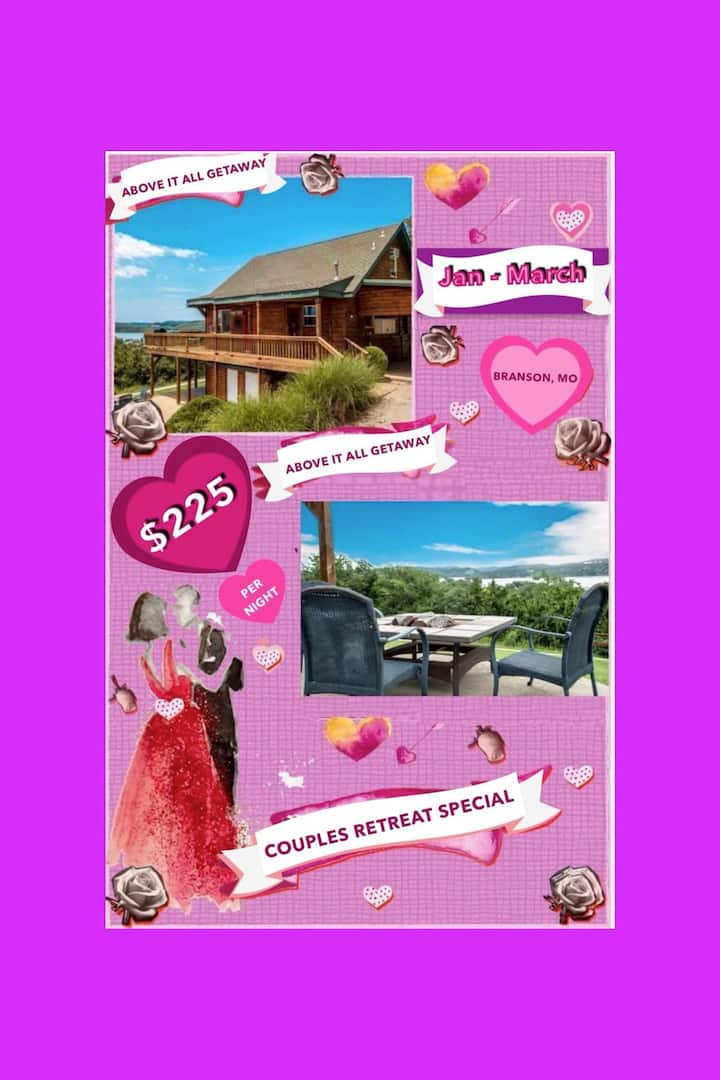 🌹 ❤️   VALENTINE SPECIAL 🌹 ❤️     ( $225 A NIGHT UNTIL THE END MARCH )    Game Room 🎮    Grilling♨️  FirePIT 🔥   Sunset 🌄   AIAG