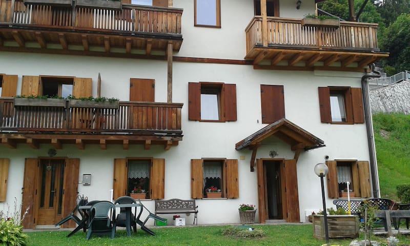 Casa nelle Dolomiti del Cadore