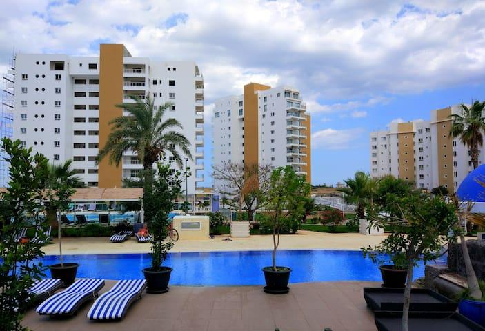 Sea view apartment SAVANNA in 5* Ceazar Res