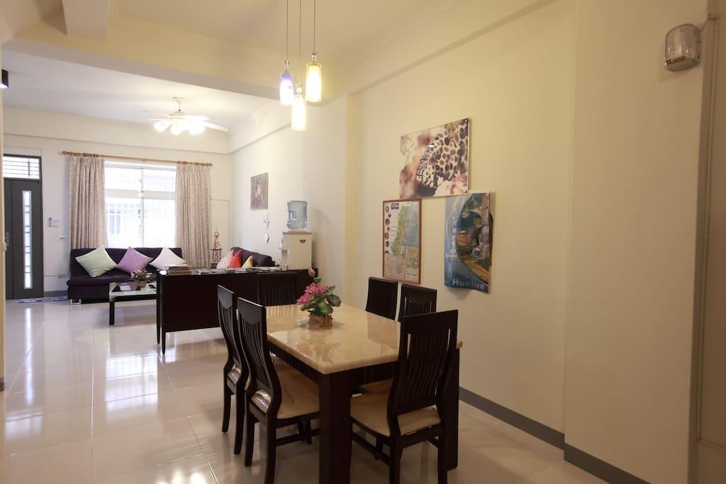一樓客廳-公用空間