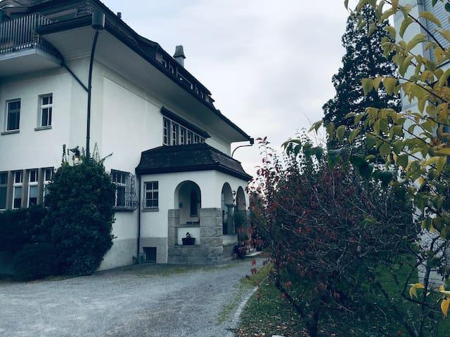 Quiet 1-room apartment in the centre of St. Gallen