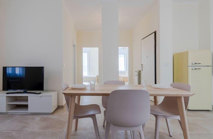 Appartamento Federica - trilocale ristrutturato