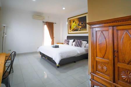 Authentic Room in The Heart of Yogyakarta