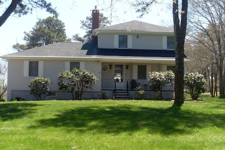 Secluded Family Sagamore Beach Home - Bourne - Casa