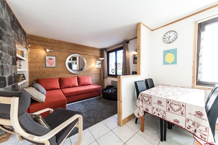apartment amelie - Les Gets - Huoneisto