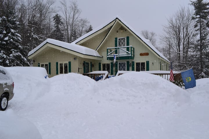 Whispers of the North -North Wind - Wardsboro - Bed & Breakfast