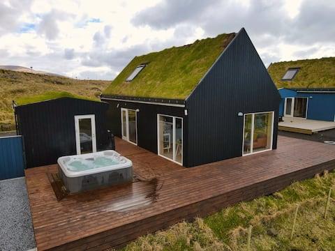 Luxury cottage in amazing surroundings