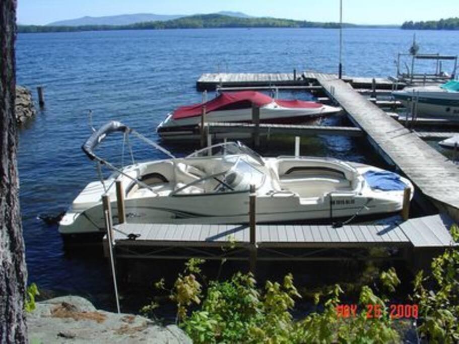 Boat Slip for 22' boat