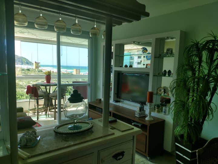 Apartament with view to ingleses beach