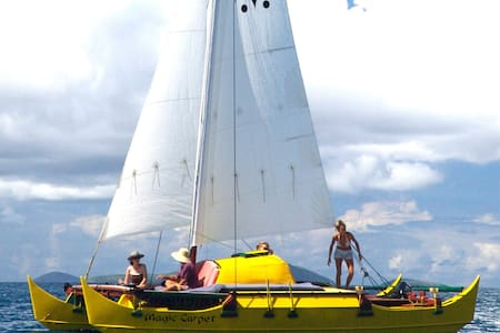 Cinnamon Bay Sailing Expeditions