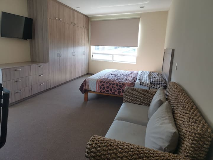 Moderno y confortable Loft