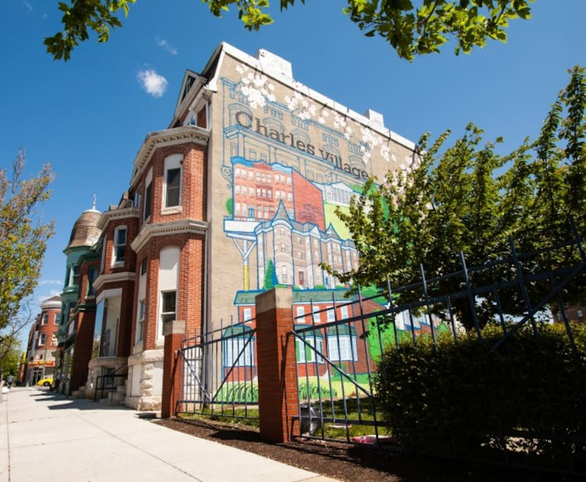˜�the Hopkins Inn Ii Private Room☆ Apartments For Rent In