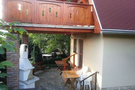 Charming cottage in the Danube Bend - Esztergom - Talo