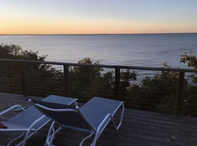 Luxury Waterfront Estate - Hampton Bays - Casa