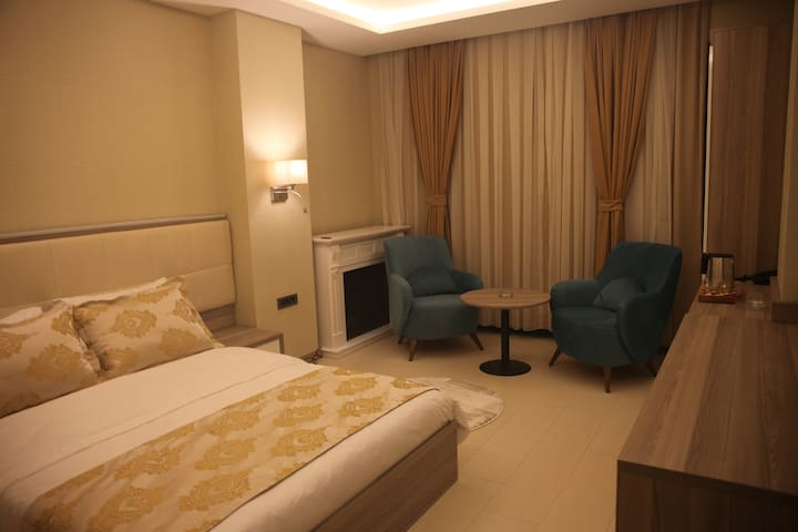Comfy and Luxury Rooms in Bakirkoy