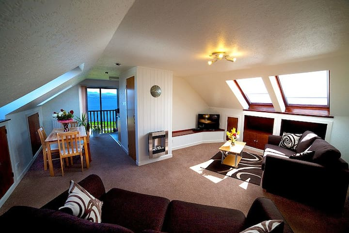 Strathlene Self Catering Apartment Gairloch - Strath - Apartament