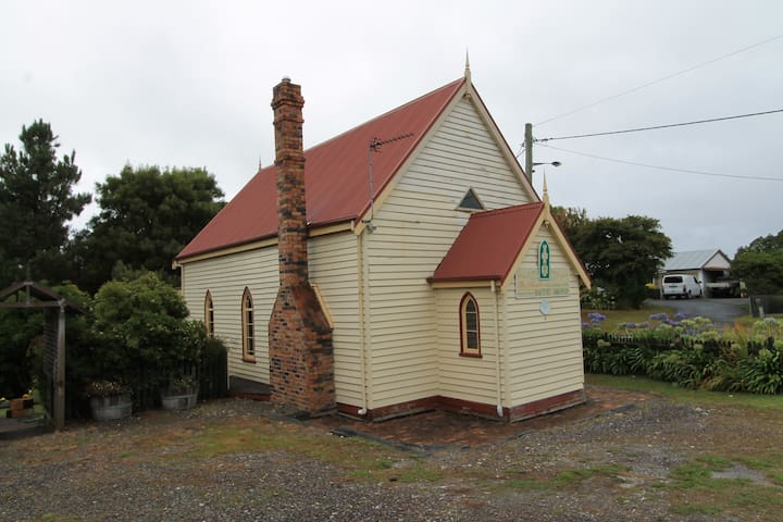 The Church Cottage - Strahan - Talo