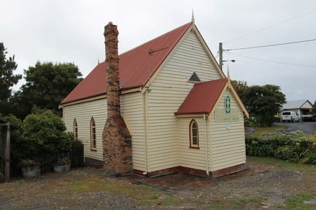 The Church Cottage - Strahan